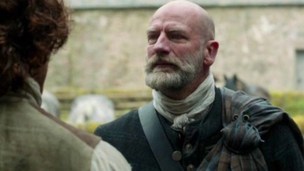 7_Convinces Jamie he has to marry Claire