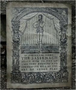 Singing Sassenach