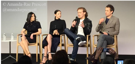 Maril Cait Sam and Tobias @amandarprescott