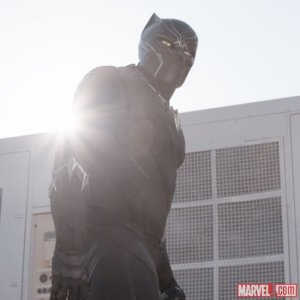 statue-black-panther