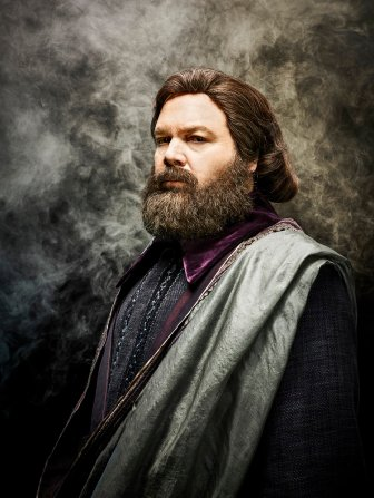 EMERALD CITY -- Season: 1 -- Pictured: Vincent D'Onofrio as Wizard/Frank -- (Photo by: Michael Muller/NBC)