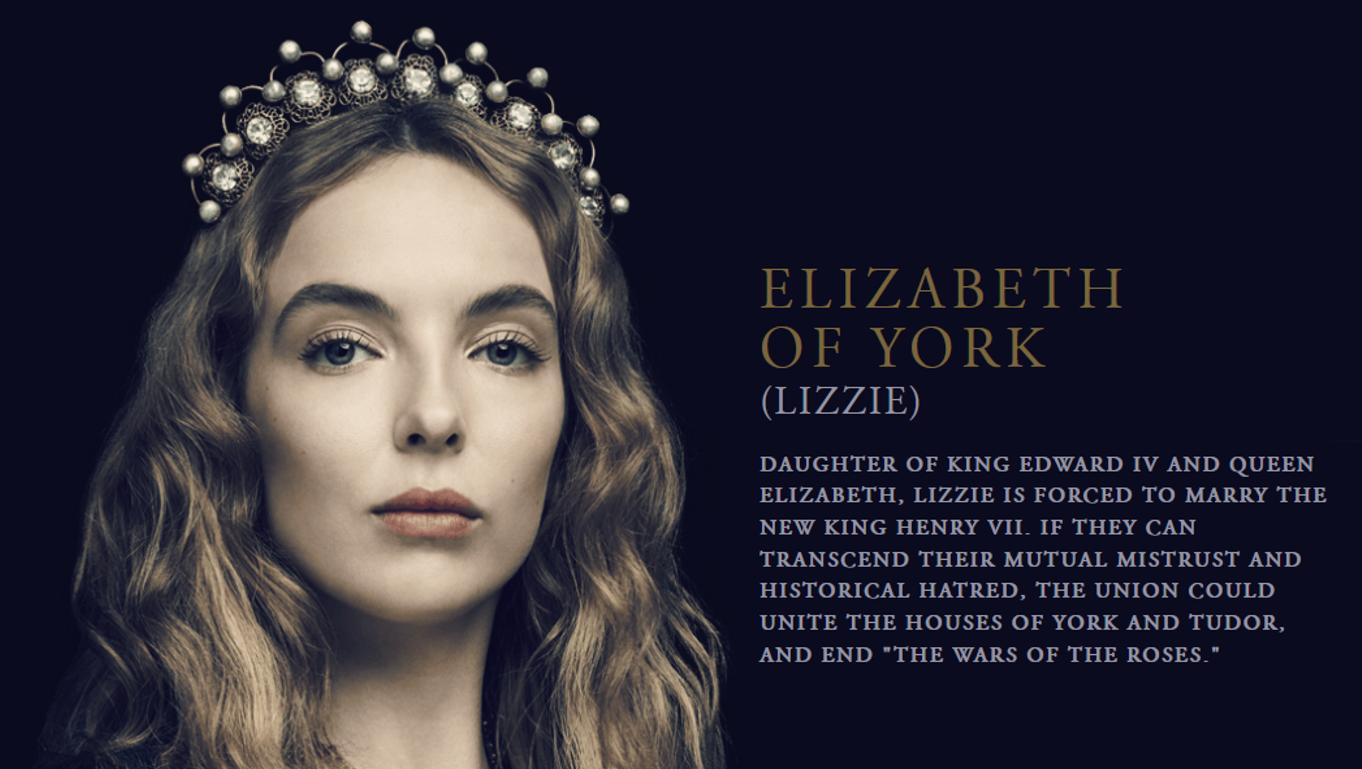 The White Princess on Starz   Blacklanderz™