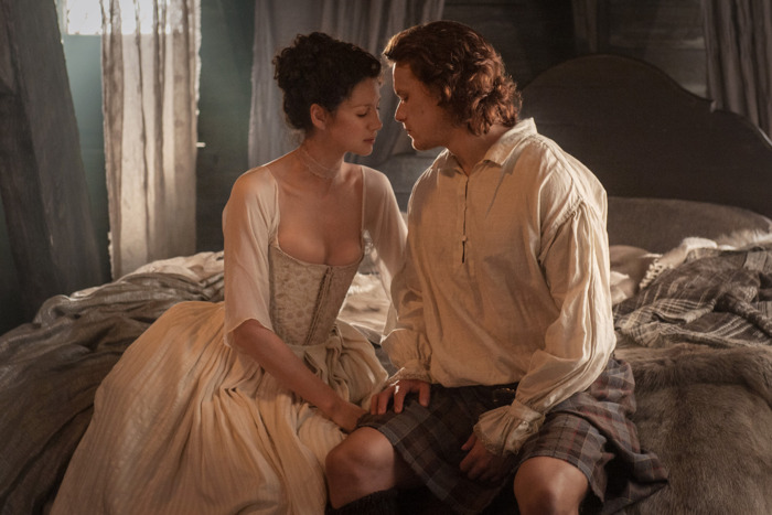 Every Outlander Sex Scene, Ranked  Blacklanderz-8844